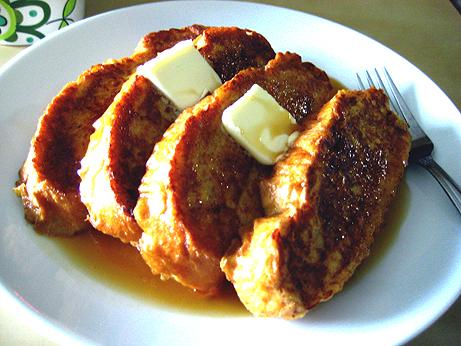 Amaretto-french-toast